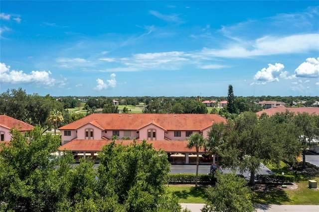 1335 Saxony Circle #316, Punta Gorda, FL 33983 (MLS #C7444505) :: Team Turner