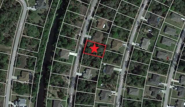 Lot 27 Kennett Street, North Port, FL 34288 (MLS #C7444508) :: The Hustle and Heart Group
