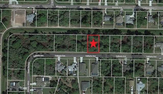 Lot 8 Valkaria Avenue, North Port, FL 34286 (MLS #C7444514) :: Griffin Group