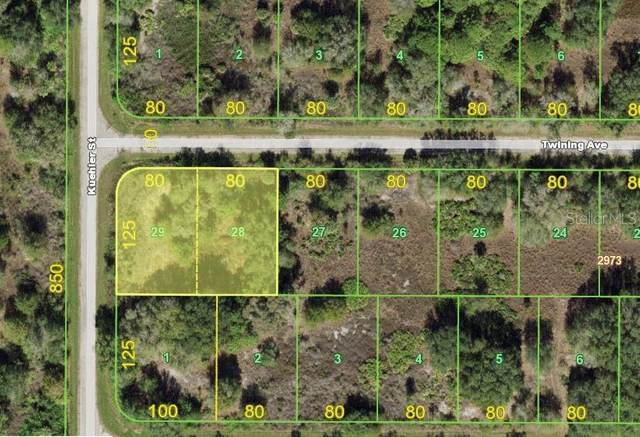 14415 Twining Avenue, Port Charlotte, FL 33953 (MLS #C7444516) :: Kelli and Audrey at RE/MAX Tropical Sands