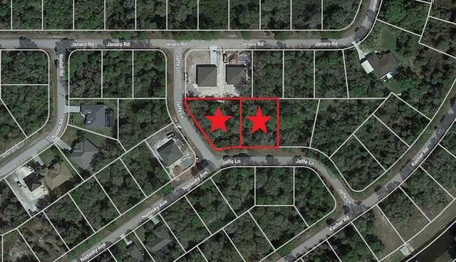 Lot 12 Jaffe Lane, North Port, FL 34288 (MLS #C7444519) :: Frankenstein Home Team