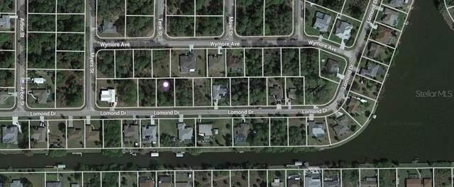593 Lomond Drive, Port Charlotte, FL 33953 (MLS #C7444528) :: Armel Real Estate