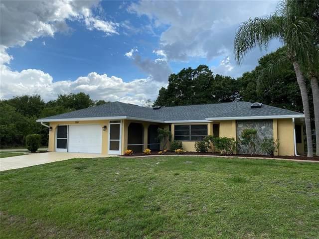 1261 Desmond Street, Port Charlotte, FL 33952 (MLS #C7444548) :: Your Florida House Team