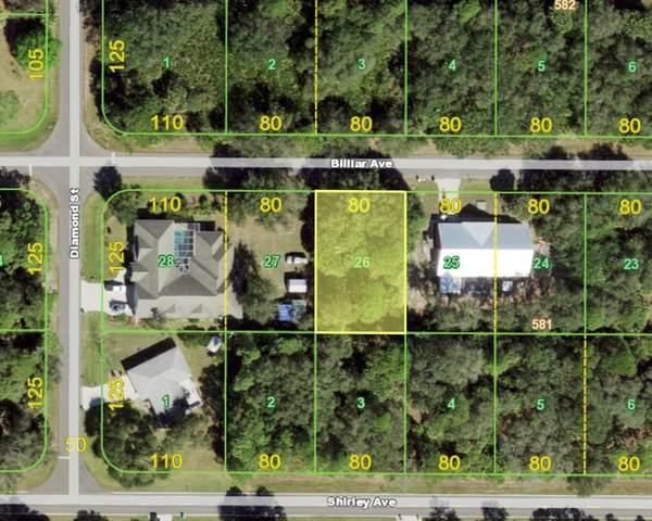 17433 Billiar Avenue, Port Charlotte, FL 33948 (MLS #C7444569) :: The Robertson Real Estate Group