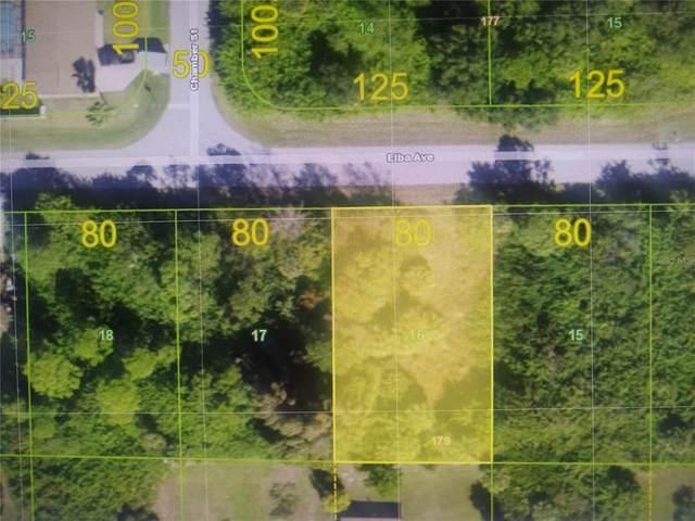 975 Elba Avenue NW, Port Charlotte, FL 33948 (MLS #C7444581) :: RE/MAX Local Expert