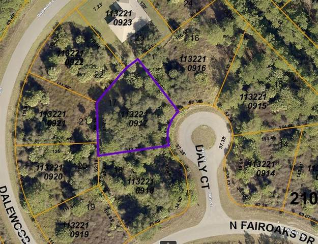 Daly Court, North Port, FL 34288 (MLS #C7444592) :: Griffin Group