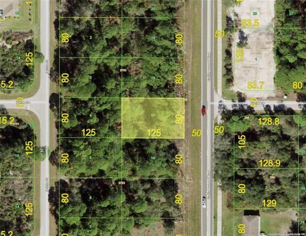 3271 Collingswood Boulevard, Port Charlotte, FL 33948 (MLS #C7444598) :: Team Pepka