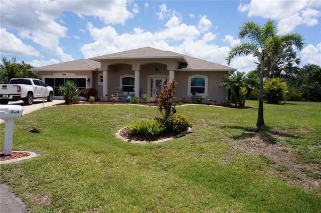 502 Londrina Drive, Punta Gorda, FL 33983 (MLS #C7444599) :: The Hustle and Heart Group