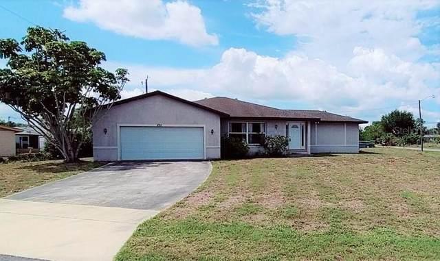201 Park Street NW, Port Charlotte, FL 33952 (MLS #C7444609) :: Memory Hopkins Real Estate