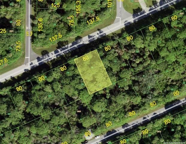 13055 Eisenhower Drive, Port Charlotte, FL 33953 (MLS #C7444624) :: Armel Real Estate