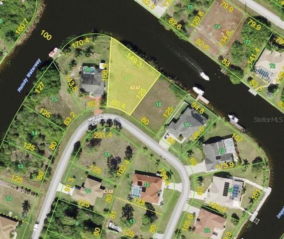 9206 Melody Circle, Port Charlotte, FL 33981 (MLS #C7444639) :: The Robertson Real Estate Group