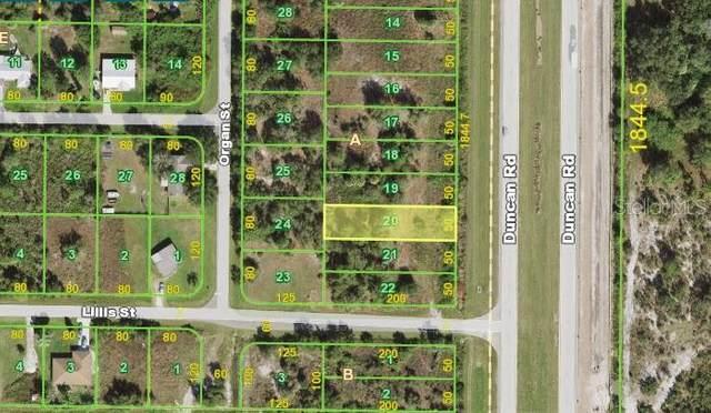 369 Duncan Road, Punta Gorda, FL 33982 (MLS #C7444656) :: Pristine Properties