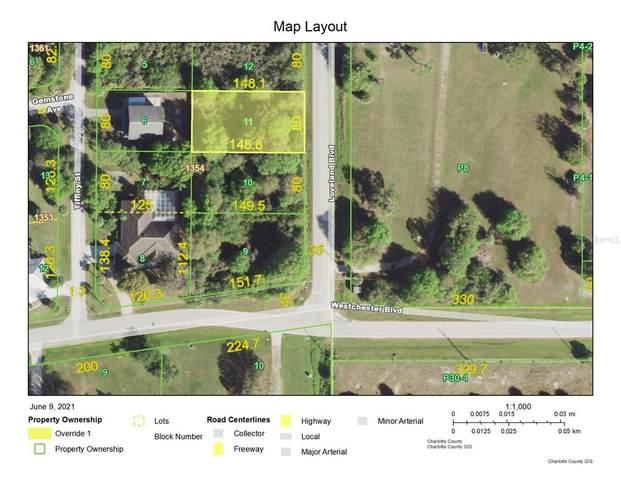 3507 Loveland Boulevard, Port Charlotte, FL 33980 (MLS #C7444658) :: Florida Real Estate Sellers at Keller Williams Realty