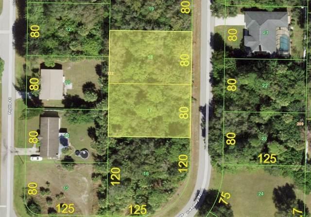 706 Haleybury Street, Port Charlotte, FL 33948 (MLS #C7444668) :: Frankenstein Home Team
