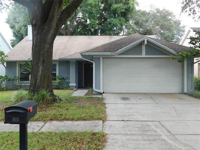 1418 High Knoll Drive, Brandon, FL 33511 (MLS #C7444674) :: Delgado Home Team at Keller Williams