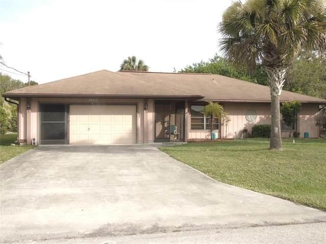 1501 Harmony Drive, Port Charlotte, FL 33952 (MLS #C7444679) :: The Hustle and Heart Group