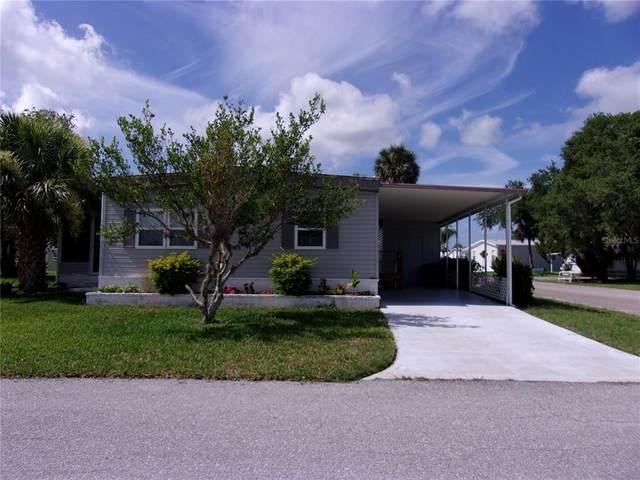 6401 Floral Court, North Port, FL 34287 (MLS #C7444688) :: The Hesse Team