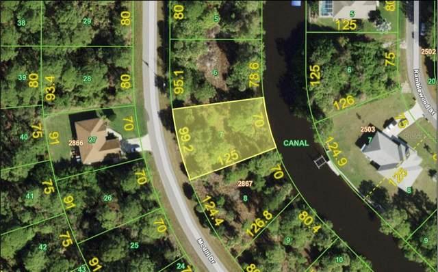 336 Mcdill Drive, Port Charlotte, FL 33953 (MLS #C7444689) :: RE/MAX Marketing Specialists