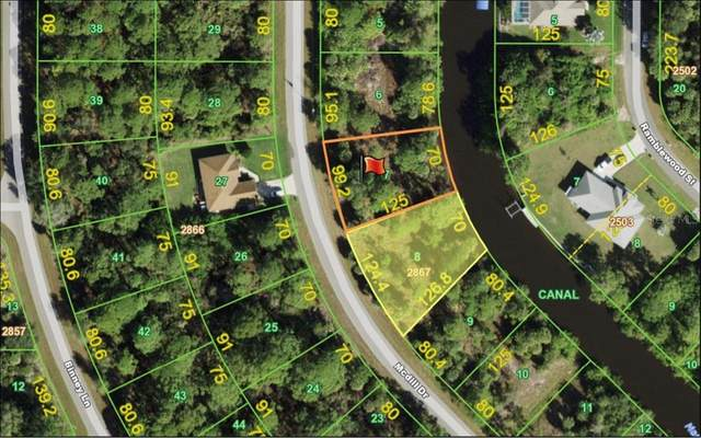 348 Mcdill Drive, Port Charlotte, FL 33953 (MLS #C7444691) :: Florida Real Estate Sellers at Keller Williams Realty