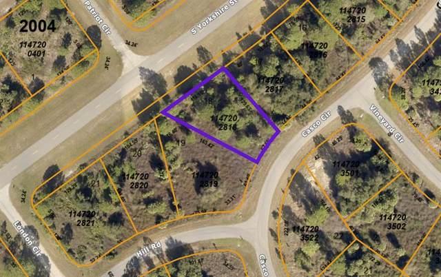 Casco Circle, North Port, FL 34288 (MLS #C7444734) :: Everlane Realty