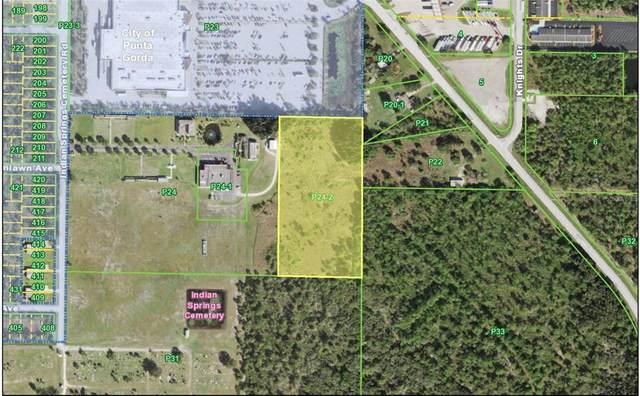 5221 and 5225 Taylor Road, Punta Gorda, FL 33950 (MLS #C7444763) :: Team Pepka