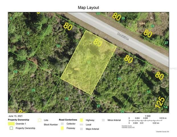 13529 Boatbill Lane, Port Charlotte, FL 33981 (MLS #C7444764) :: Vacasa Real Estate
