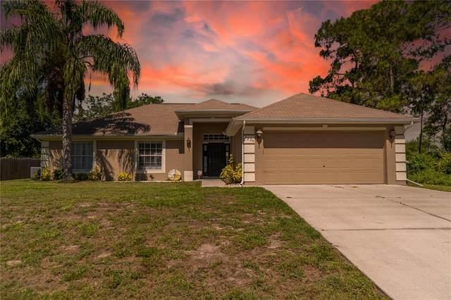 2229 Garnet Street, North Port, FL 34288 (MLS #C7444765) :: Your Florida House Team