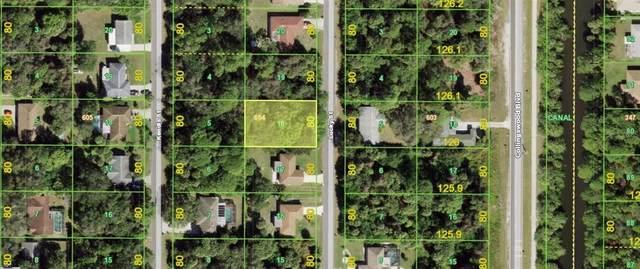 2031 Lucky Street, Port Charlotte, FL 33948 (MLS #C7444772) :: Team Turner