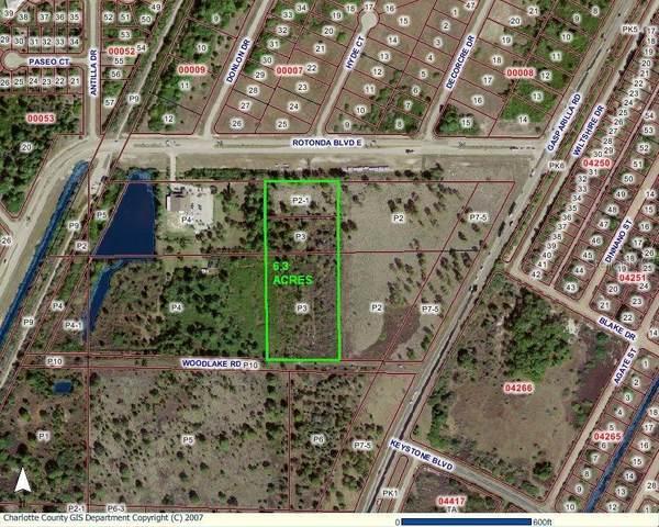 305 Rotonda Boulevard E, Rotonda West, FL 33947 (MLS #C7444799) :: Team Buky