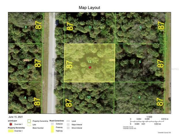 186 Ryan Street, Port Charlotte, FL 33954 (MLS #C7444805) :: Rabell Realty Group