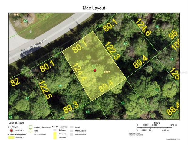 13205 Eisenhower Drive, Port Charlotte, FL 33953 (MLS #C7444806) :: Armel Real Estate