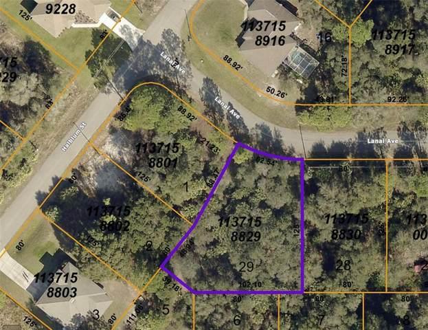 Lanai Avenue, North Port, FL 34288 (MLS #C7444813) :: Vacasa Real Estate