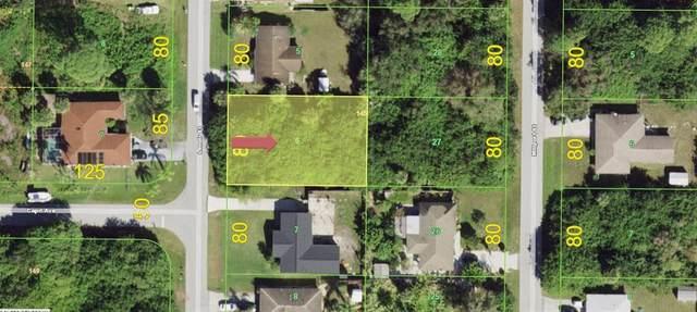 349 Lenoir Street NW, Port Charlotte, FL 33948 (MLS #C7444817) :: The Price Group