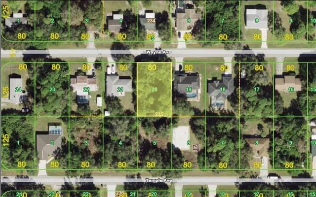 18391 Wayne Avenue, Port Charlotte, FL 33948 (MLS #C7444836) :: The Home Solutions Team | Keller Williams Realty New Tampa