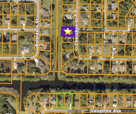 Cherokee Street, North Port, FL 34286 (MLS #C7444877) :: Cartwright Realty