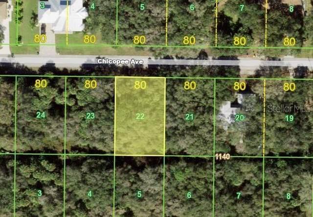 16445 Chicopee Avenue, Port Charlotte, FL 33954 (MLS #C7444889) :: Armel Real Estate