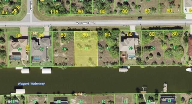 15850 Viscount Circle, Port Charlotte, FL 33981 (MLS #C7444891) :: The BRC Group, LLC