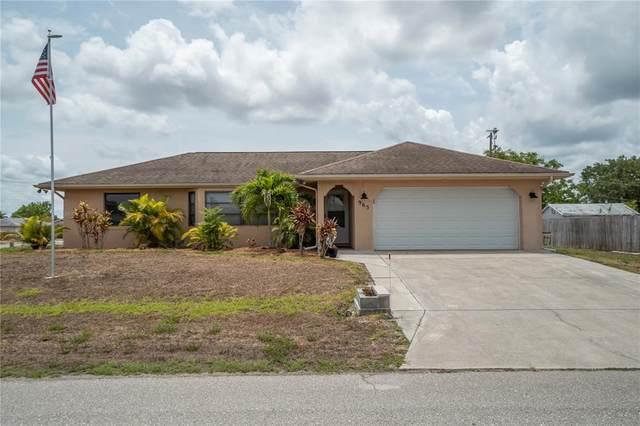 965 Great Falls Terrace NW, Port Charlotte, FL 33948 (MLS #C7444940) :: Burwell Real Estate