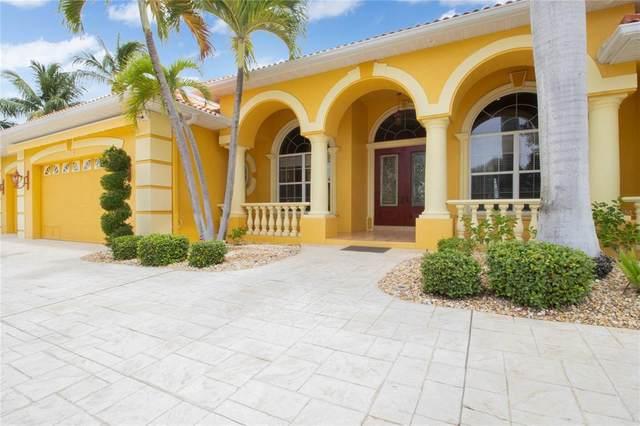 714 Via Tripoli, Punta Gorda, FL 33950 (MLS #C7444950) :: Gate Arty & the Group - Keller Williams Realty Smart