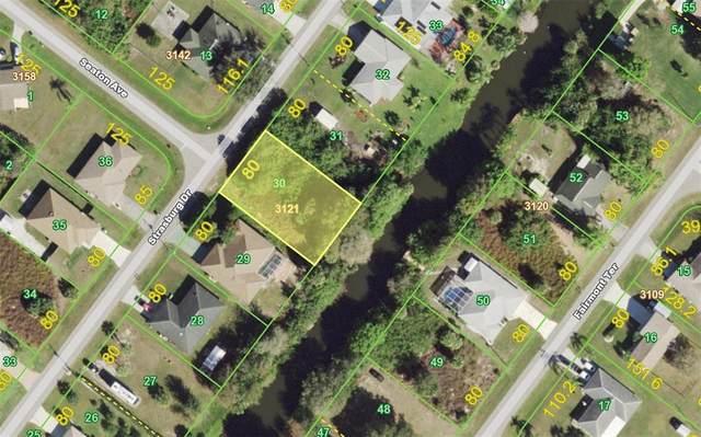 334 Strasburg Drive, Port Charlotte, FL 33954 (MLS #C7444956) :: Your Florida House Team