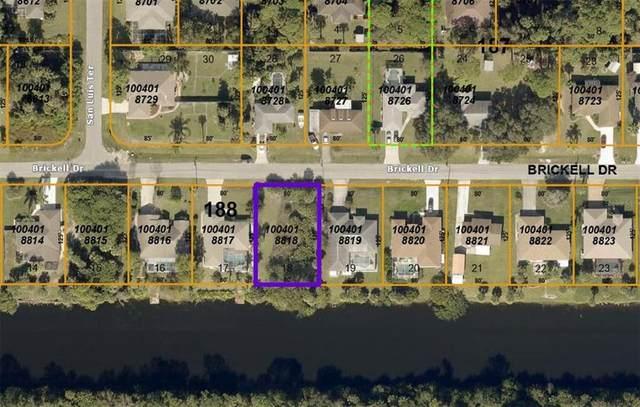 Brickell Drive, North Port, FL 34286 (MLS #C7444963) :: Cartwright Realty