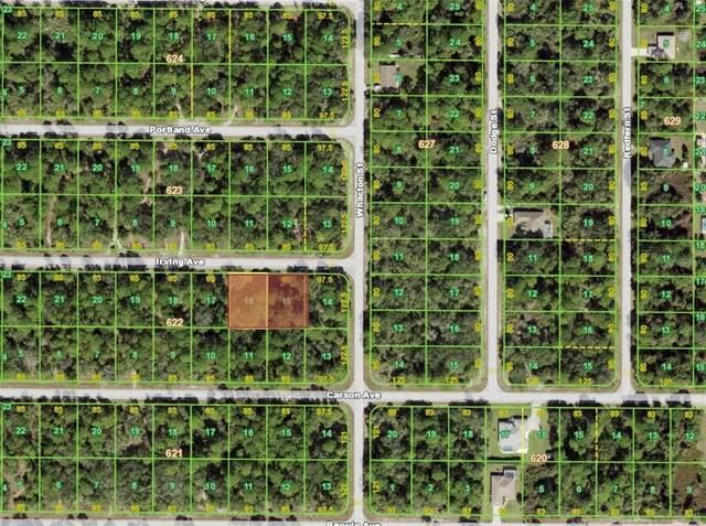17123 Irving Avenue, Port Charlotte, FL 33948 (MLS #C7444982) :: Frankenstein Home Team