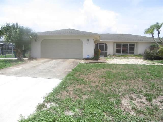 151 Bell Avenue NE, Port Charlotte, FL 33952 (MLS #C7445034) :: EXIT King Realty