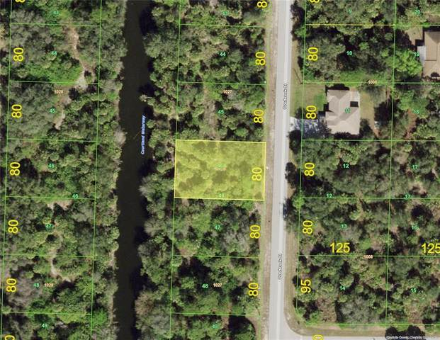 369 Overbrook Street, Port Charlotte, FL 33954 (MLS #C7445063) :: Carmena and Associates Realty Group