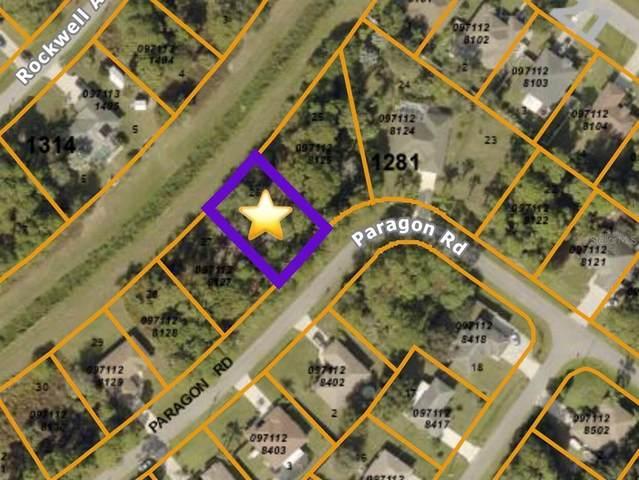 Paragon Road, North Port, FL 34291 (MLS #C7445098) :: Vacasa Real Estate