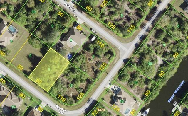 9493 Wacker Terrace, Port Charlotte, FL 33981 (MLS #C7445102) :: Vacasa Real Estate