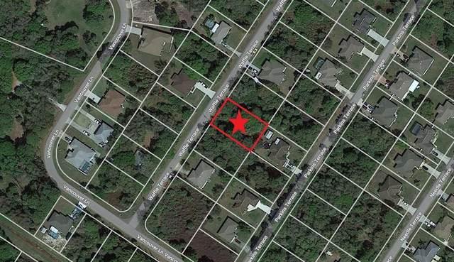 Lot 9 Waffle Terrace, North Port, FL 34286 (MLS #C7445103) :: Frankenstein Home Team
