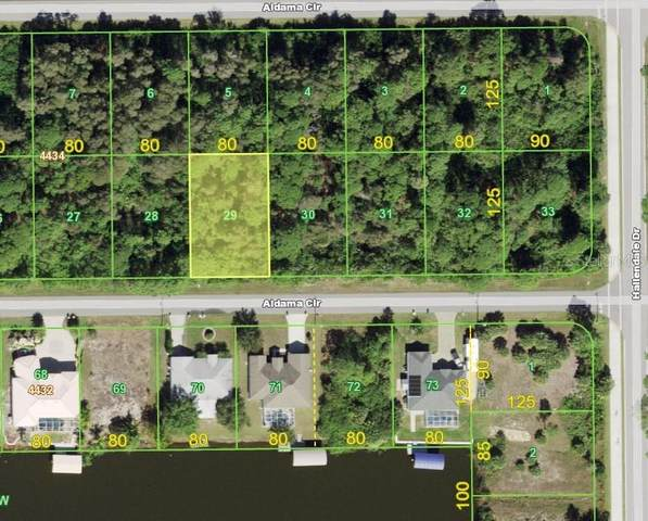 15529 Aldama Circle, Port Charlotte, FL 33981 (MLS #C7445104) :: Coldwell Banker Vanguard Realty
