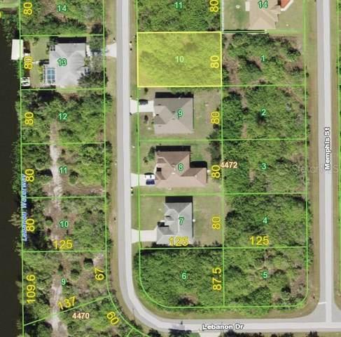 10032 Lebanon Drive, Port Charlotte, FL 33981 (MLS #C7445106) :: Vacasa Real Estate