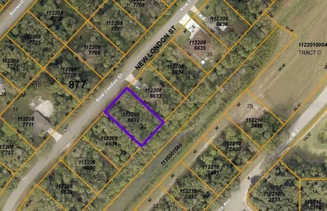 Lot 32 New London Street, North Port, FL 34288 (MLS #C7445112) :: Zarghami Group